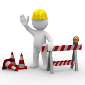 work in progress 300x300 - Na Sovici se izvajajo večja vzdrževalna dela