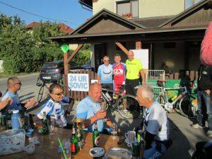 24 ur 1 300x225 - Rok Mahne, Sandi Mramor in Hiti Bojan - prvi trije ekstremisti na dirki 24 ur kolesarjenja sovic