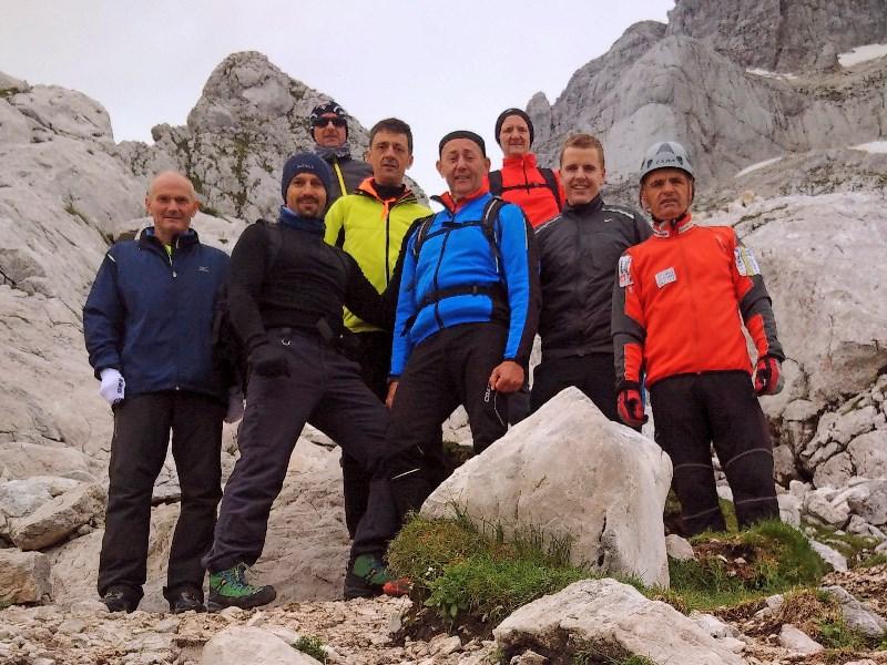 Vzpon na vrh Mangarta