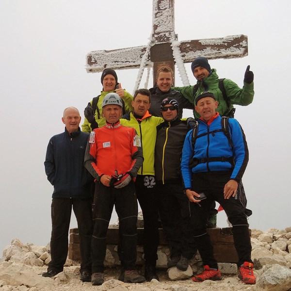 Ekipa TKD Sovica na vrhu Mangarta
