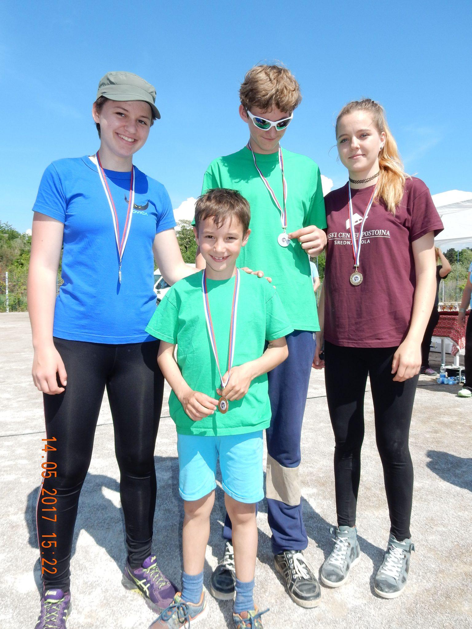 medalje - Lokostrelci osvojili prve medalje!