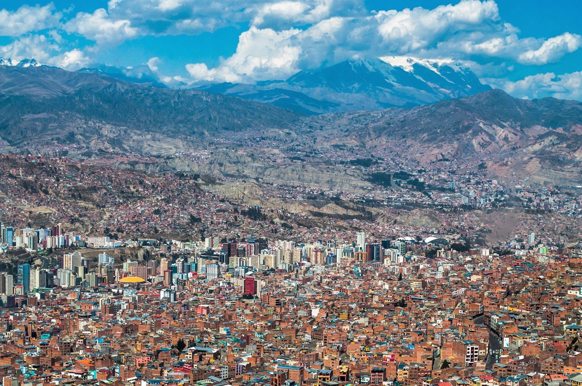 bolivija - Domov