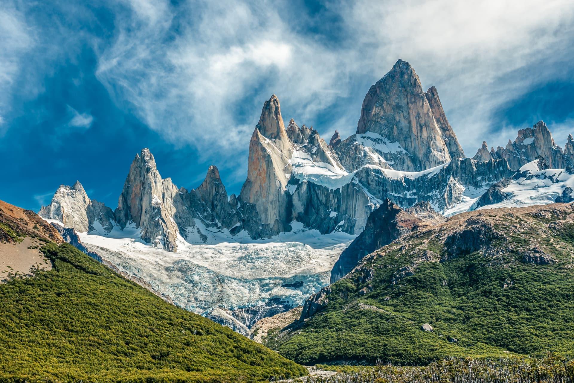 Patagonija - Domov