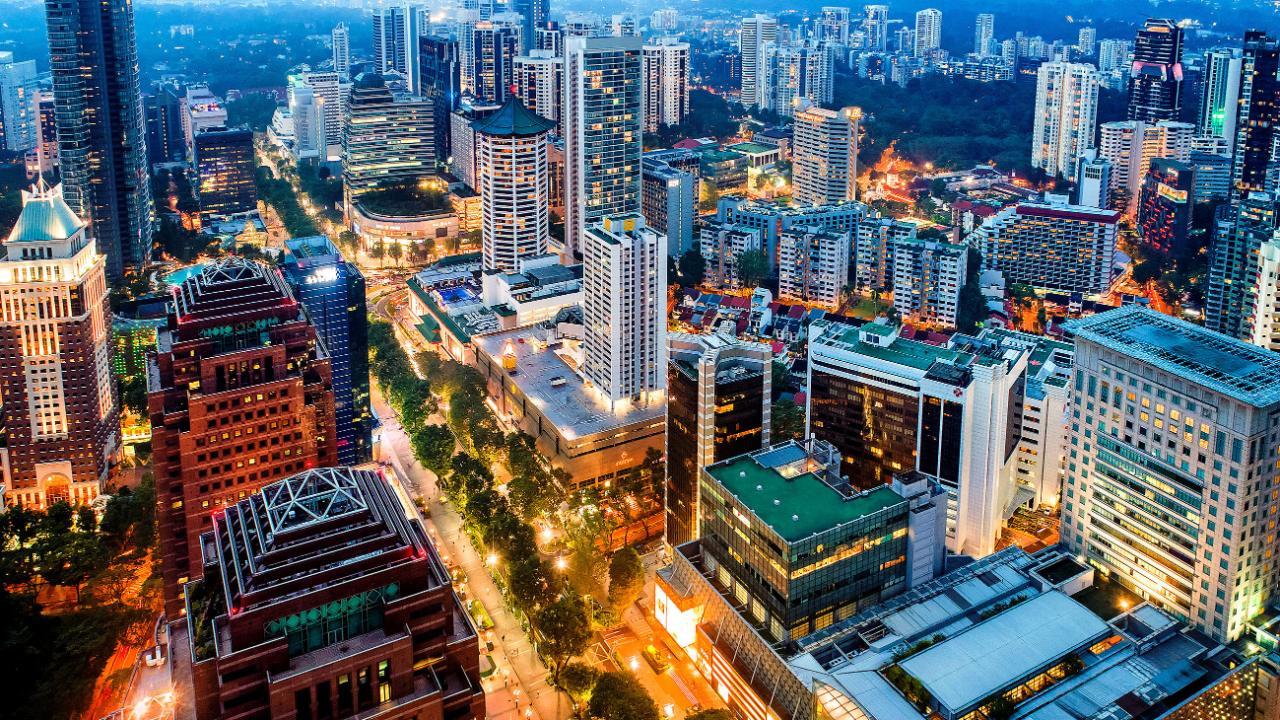 singapur - Domov