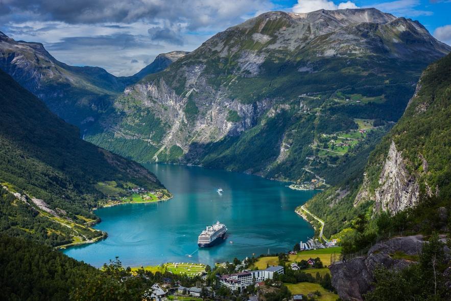 scandinavia fjords - Domov