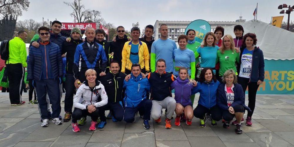 Zimske tekaške vadbe