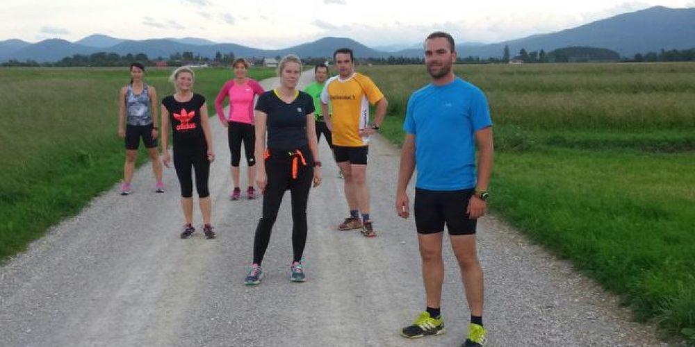 Vabljeni na tekaške vadbe 2017