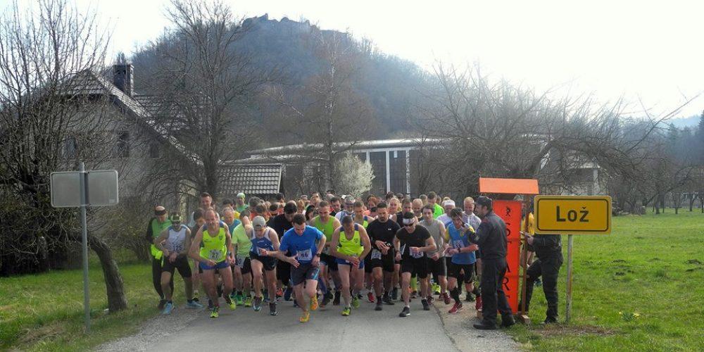Rezultati 17. teka na Križno goro