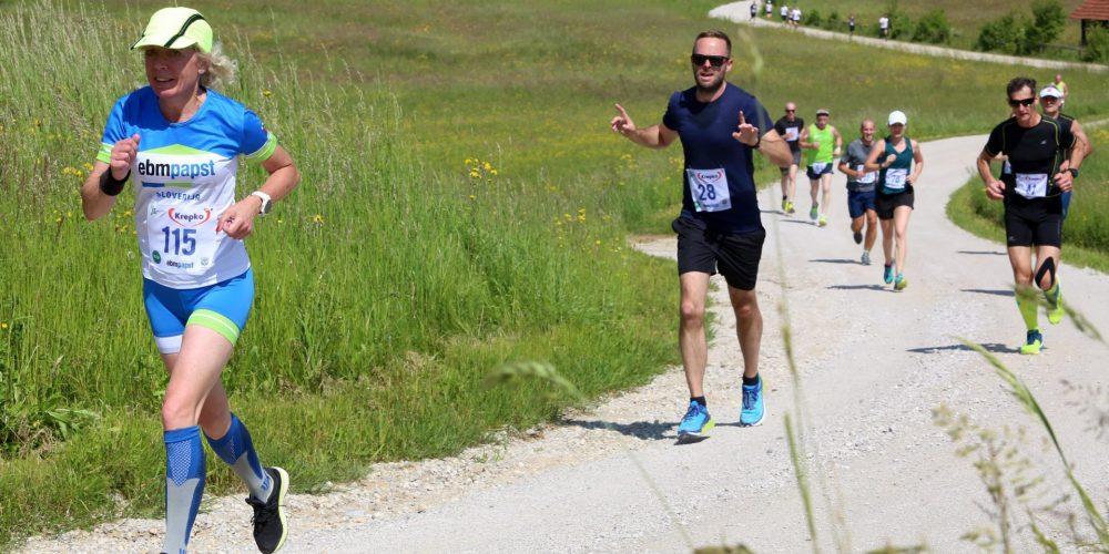 Podelitev Notranjskega tekaškega pokala ebm-papst 2019, 12.11. ob 18:00