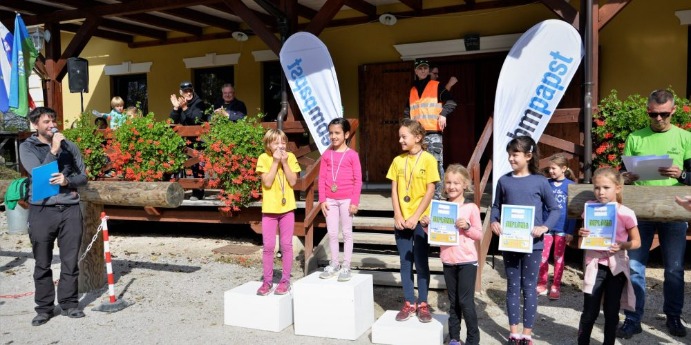 Rezultati 6. teka ob Karlovci in skupno točkovanje 2019